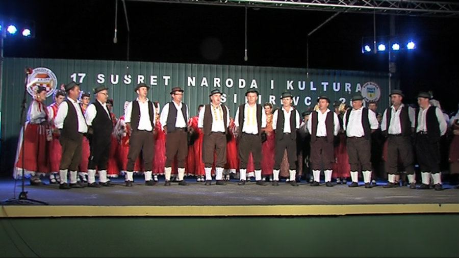 Susreti naroda i kultura Europe