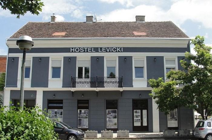 """Hostel """"Levicki"""""""