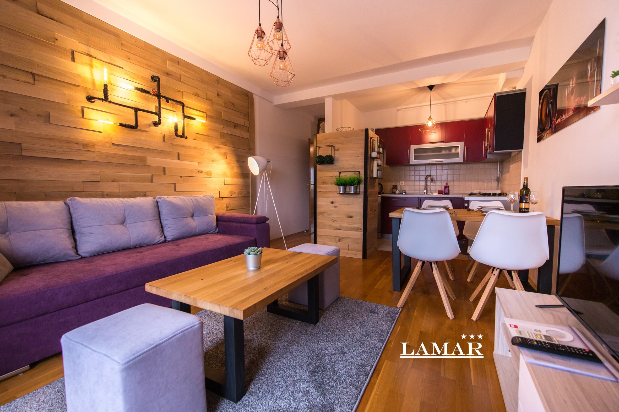 Apartmani Lamar